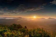 A perfect sunrise