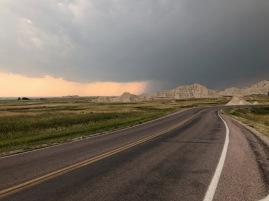A Prairie Thunderstorm